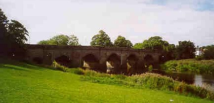 Croft bridge